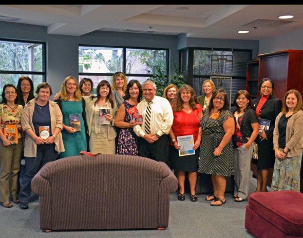 UCF Center for Success of Women Faculty - Reception for Women Faculty Book Authors February 2013