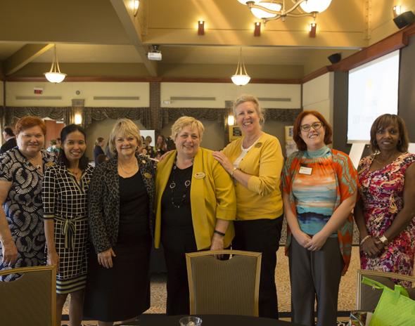 2016 New Women Faculty Reception