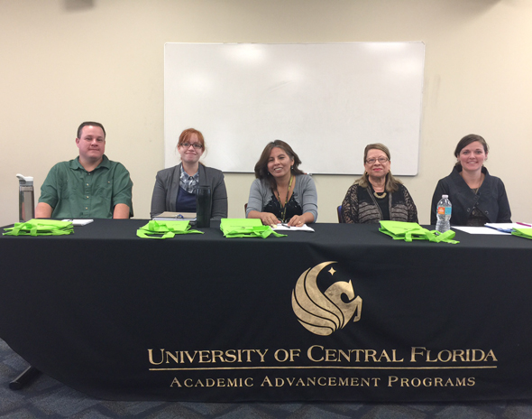 1st Generation Faculty Panel, hosted by CSWF and McNair Scholars Program